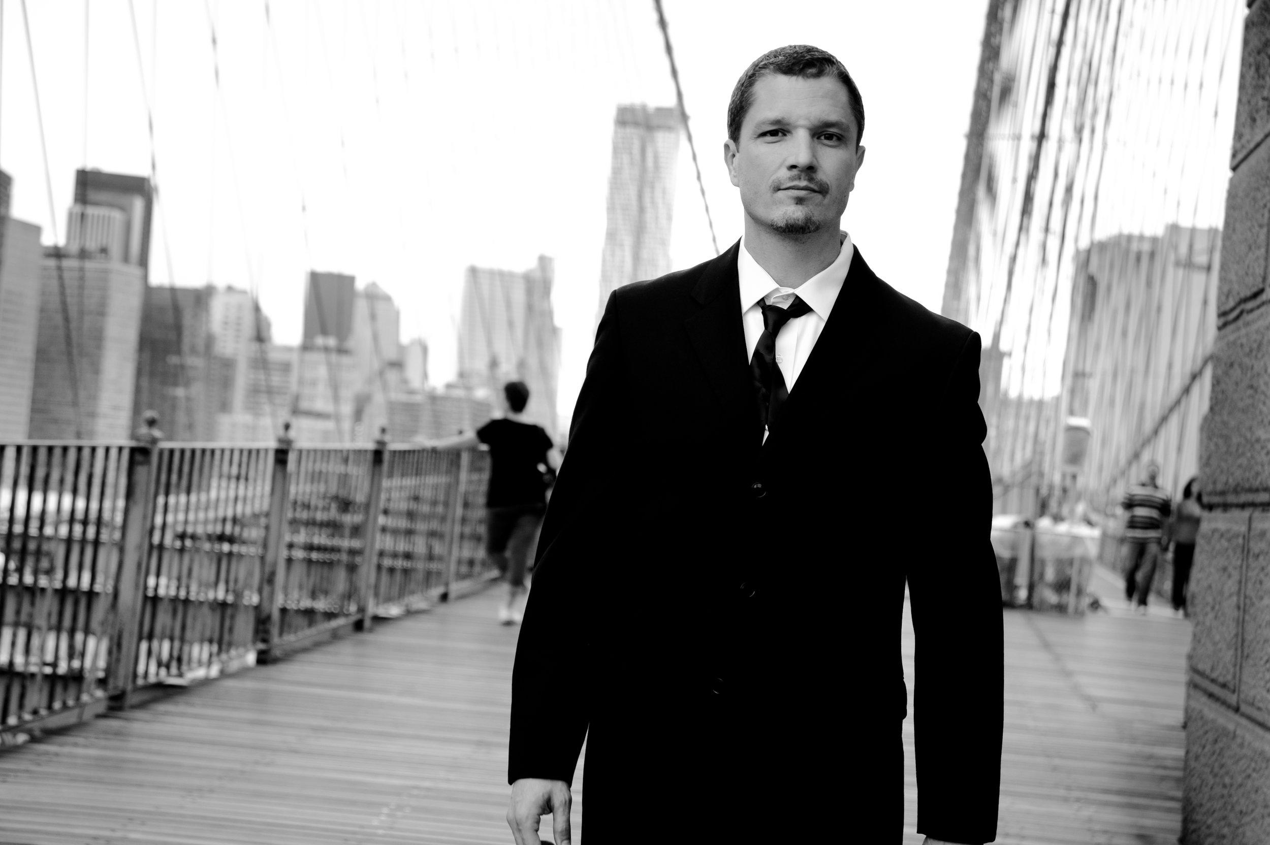Dominik Tiefenthaler, photo by Julia Tyrrell