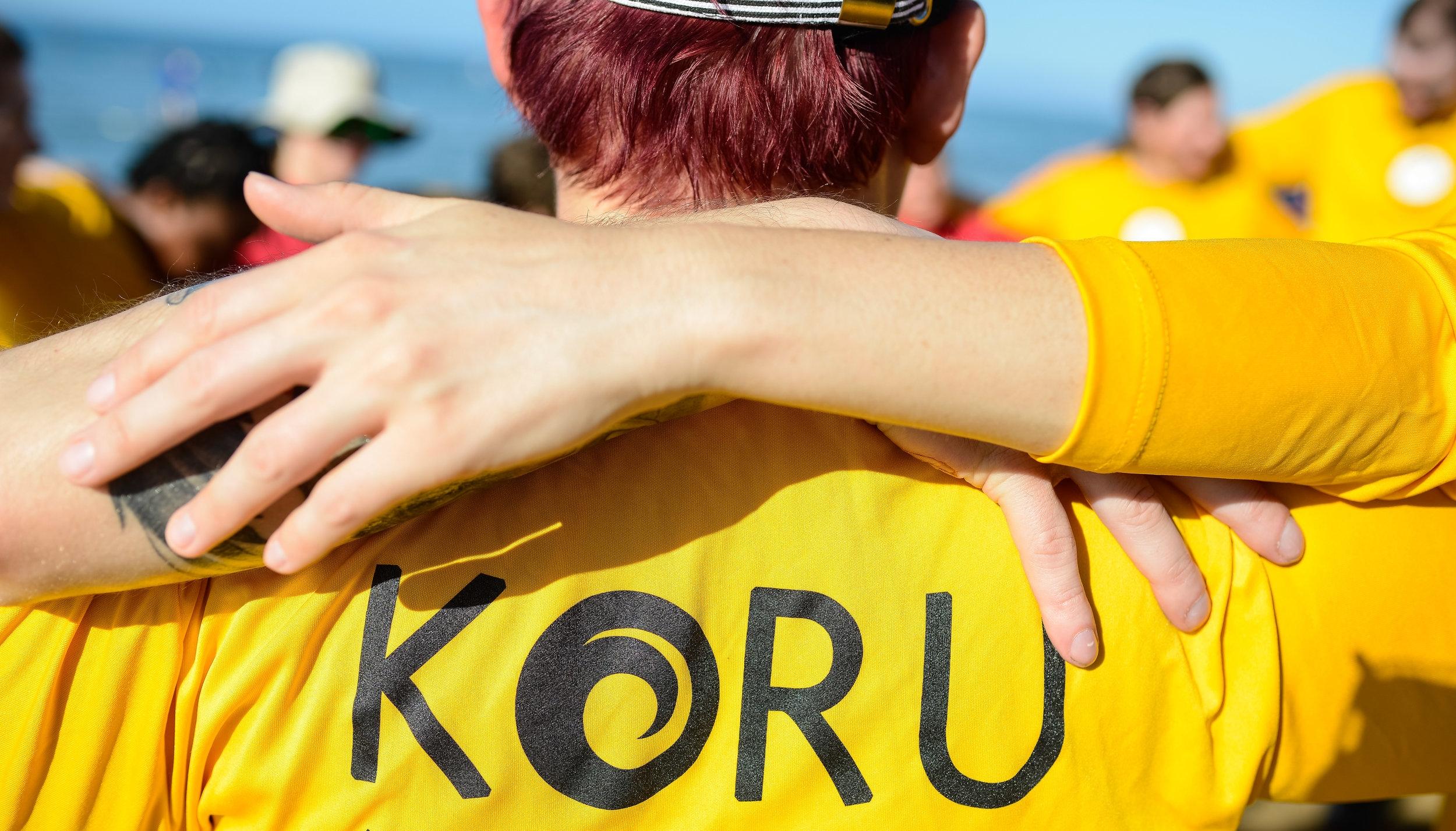 98% - of campers say their Camp Koru