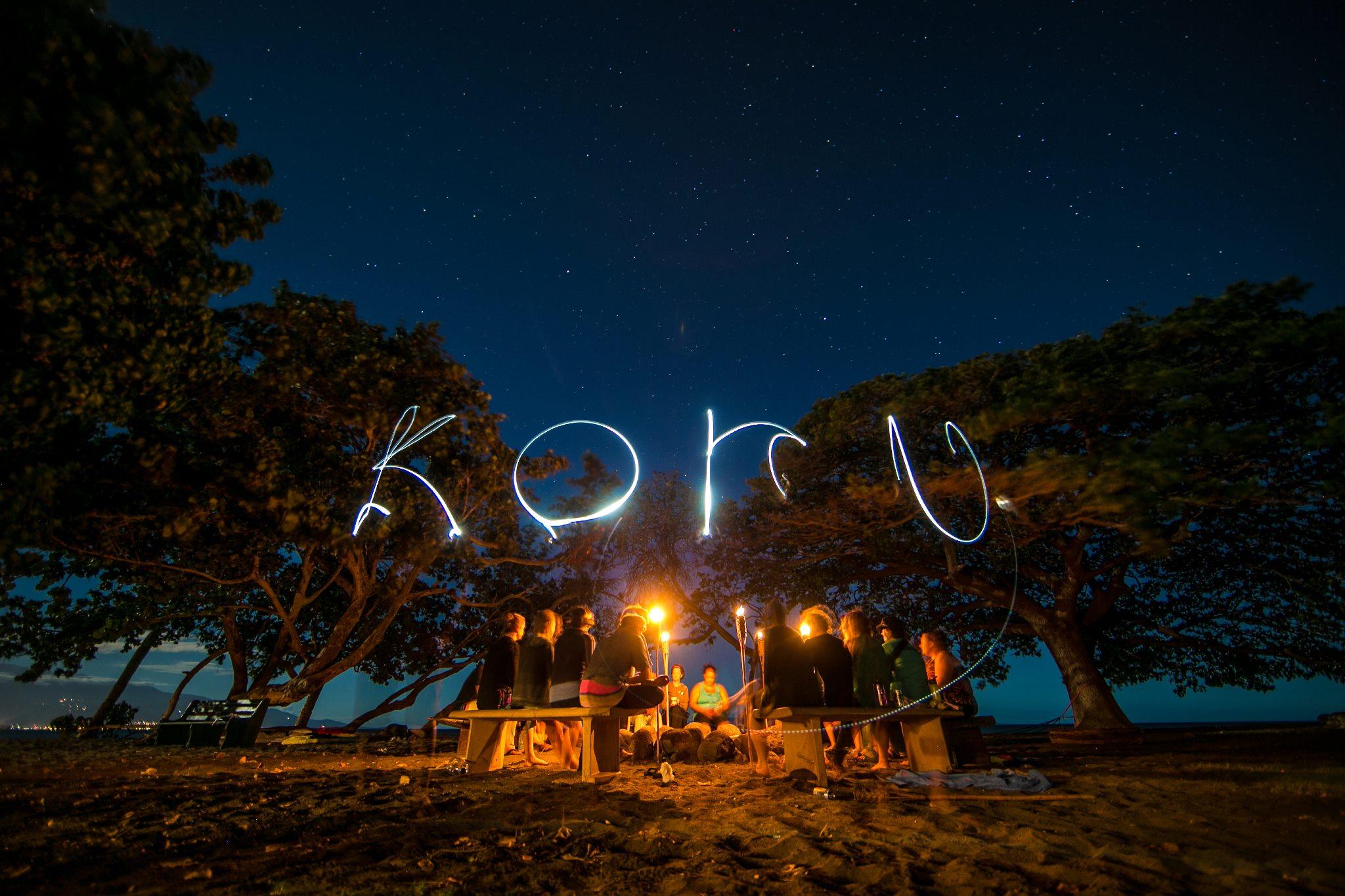 Project-Koru-Campfire