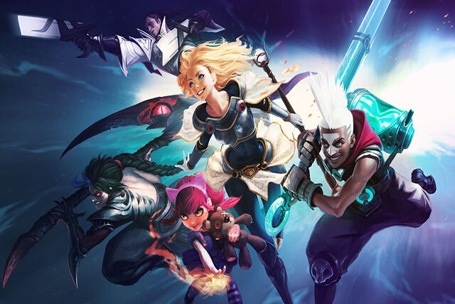 OMEN Rewards isn't endorsed by Riot Games and doesn't reflect the views or opinions of Riot Games or anyone officially involved in producing or managing Riot Games properties. Riot Games, and all associated properties are trademarks or registered trademarks of Riot Games, Inc.