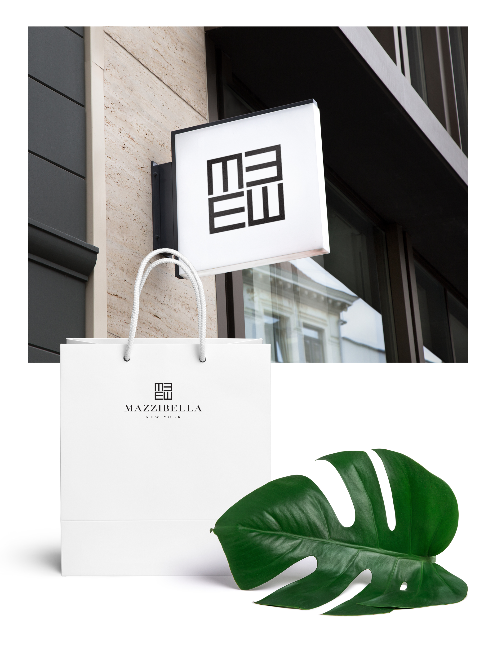 Mazzibella Sign and Bag.jpg