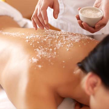 body treatments -