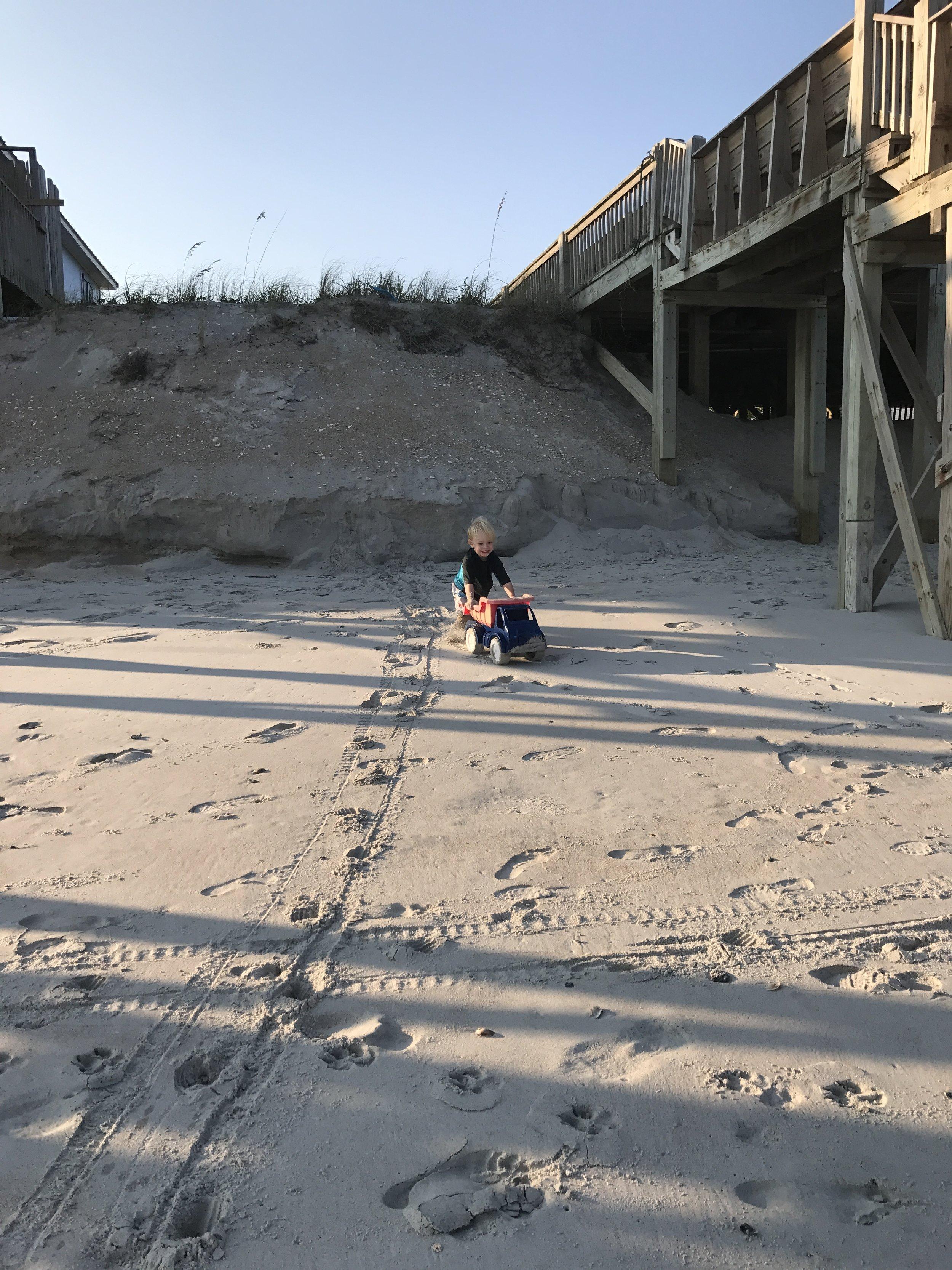 rock at the beach.JPG