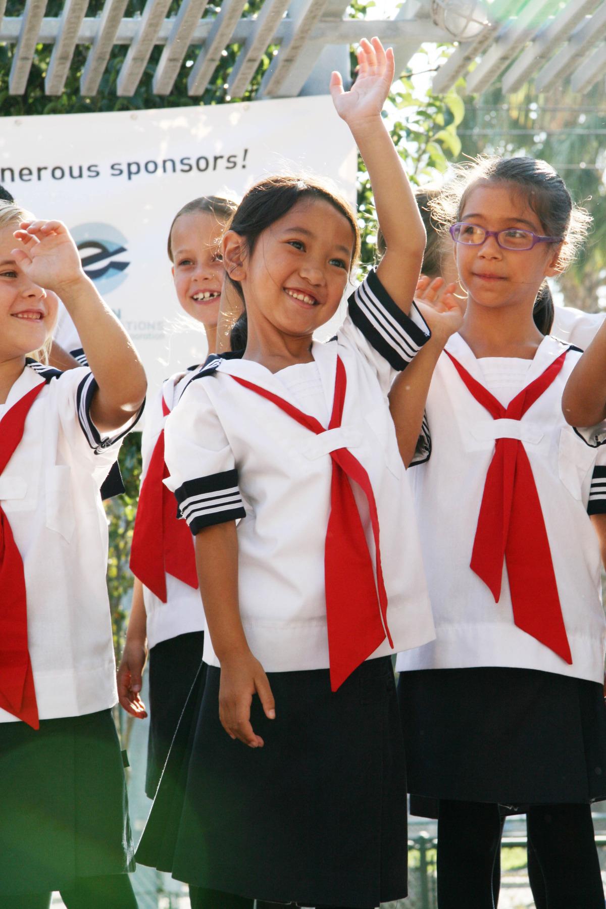 Preparatory Choir (grades 1-3)