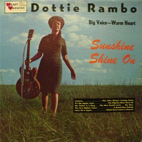 BIG VOICE-WARM HEART  Sunshine Shine On 1964