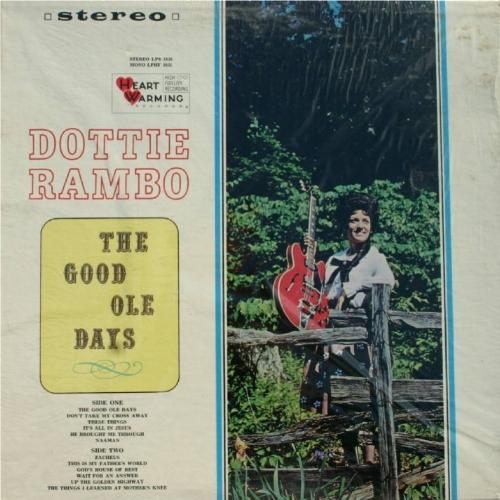 THE GOOD OLE DAYS  1965