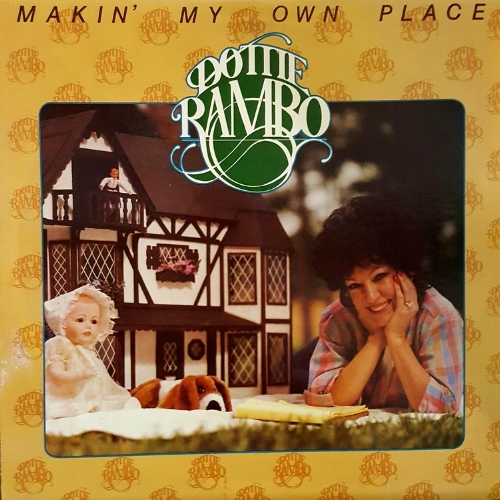 MAKIN' MY OWN PLACE  1981