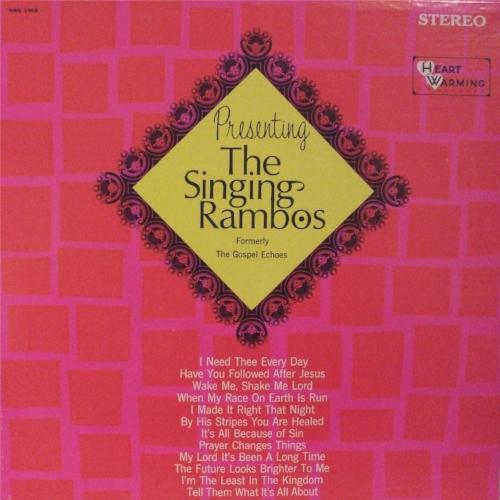 PRESENTING THE SINGING RAMBOS  Reissue of Jim Wetherington Album 1968