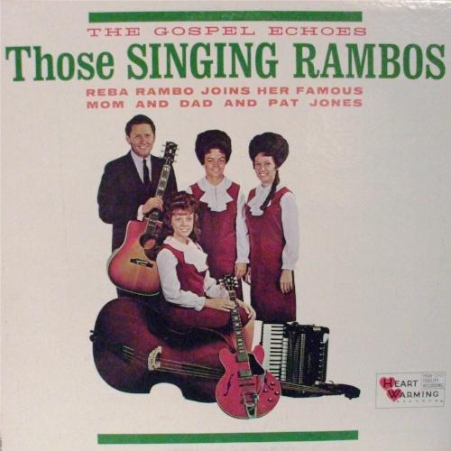 THOSE SINGING RAMBOS  1965