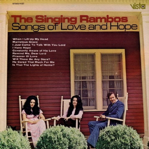 SONGS OF LOVE AND HOPE  1971