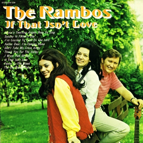 IF THAT ISN'T LOVE  1971