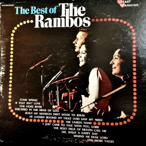 THE BEST OF THE RAMBOS  1972