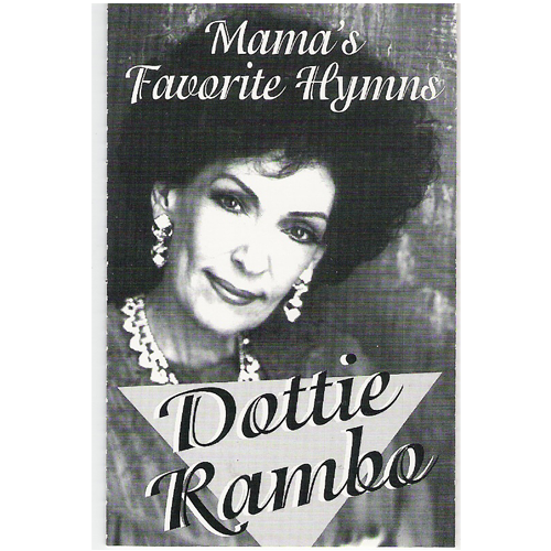 MAMA'S FAVORITE HYMNS  Reissue Of  The Rambos Softly & Tenderly 1994