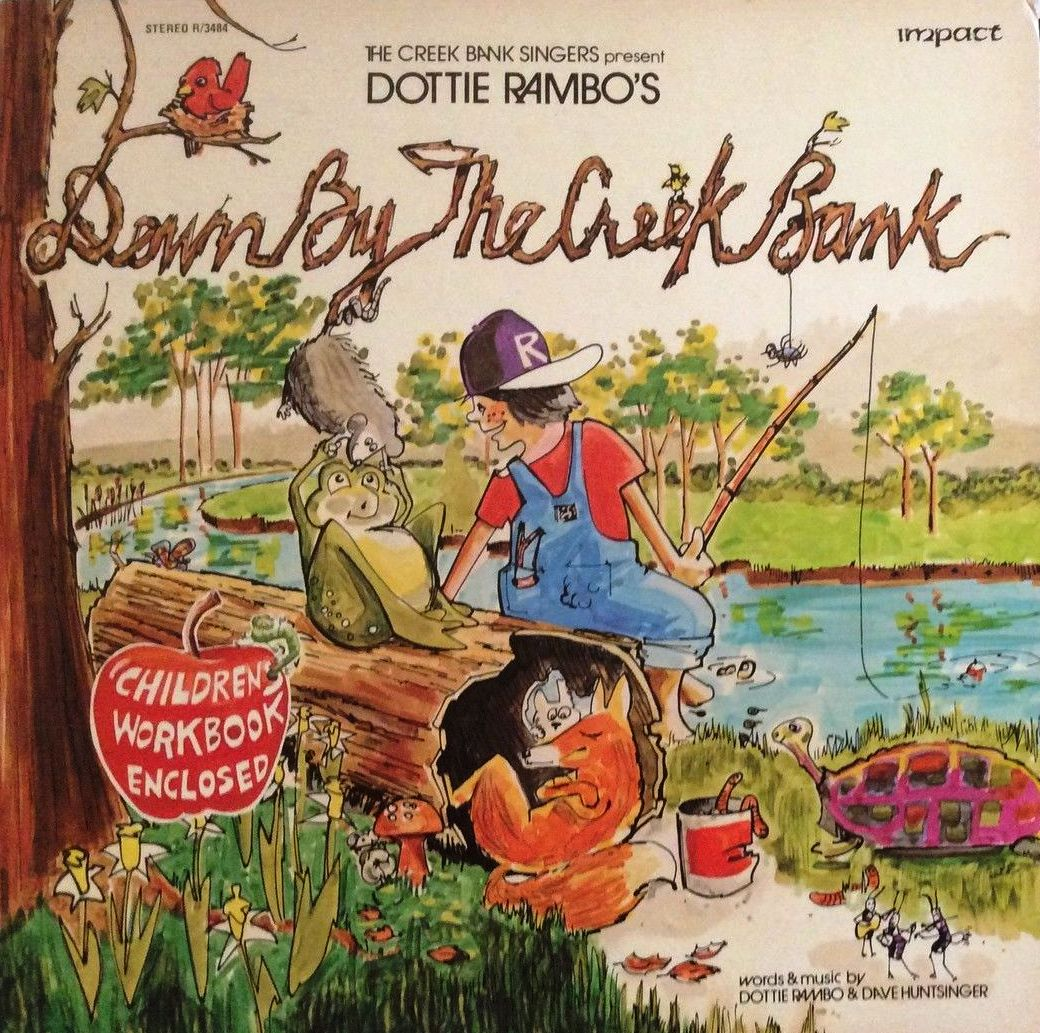 Down By The Creek Bank Record 1978
