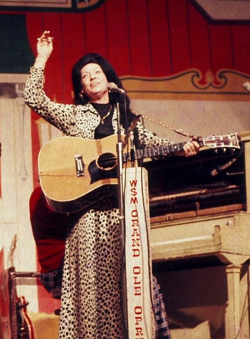 Dottie at The Grand Ole Opry 1970s
