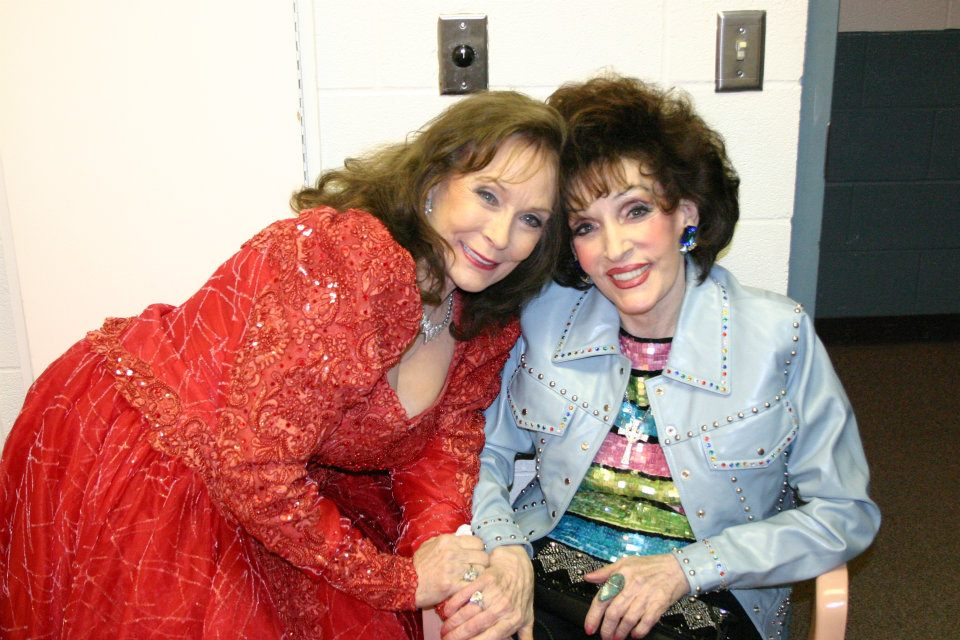 Dottie and Loretta Lynn 2000s
