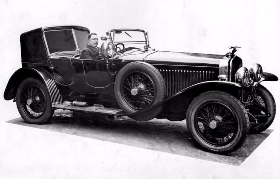 (1919) Hispano Suiza H6 Chassis Unkown