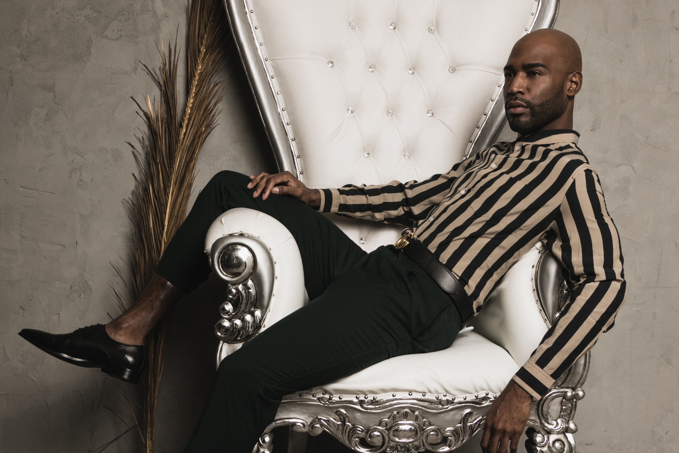 Karamo brown -