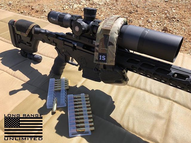 Is it range day yet! #Repost @longrangeunlimited ・・・ Nothing beats a good day at the range.  Trying out some new gel pads from @noisefighters and the ear pro cover from @oneshotindustries These things make a huge difference for an extended range day. Incredibly comfortable.  The Tango6 from @sigsaueroptics was a perfect upgrade to the RPR. The clarity of the glass in combination with the DEV-L reticle make those long shots seem almost easy.  Of course no RPR is complete without the addition of the RPR Mag Release and Hammerhead Bolt Knob from @catalystarms.  #longrangeshooting #longrange #rpr #rugerprecisionrifle #precisionrifle