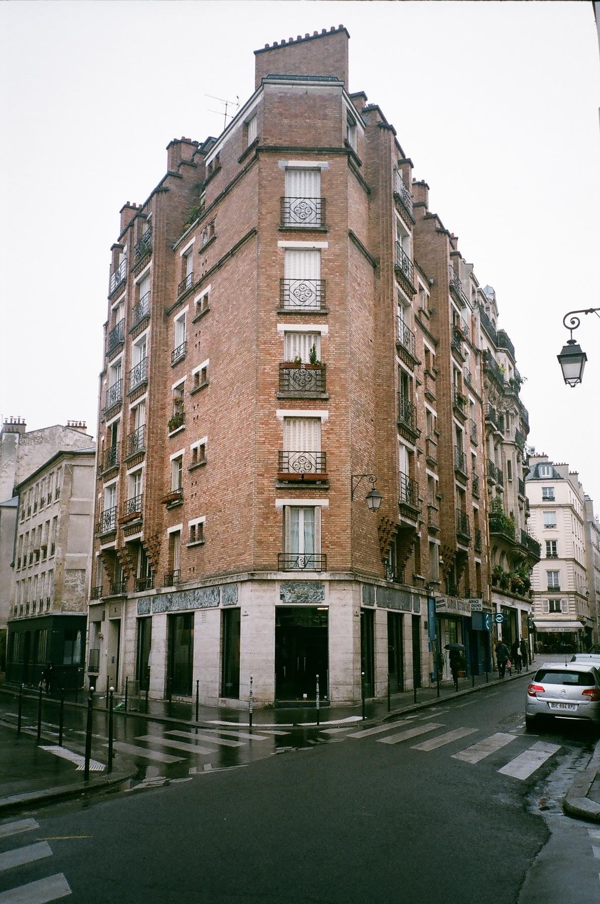 Marais in Paris