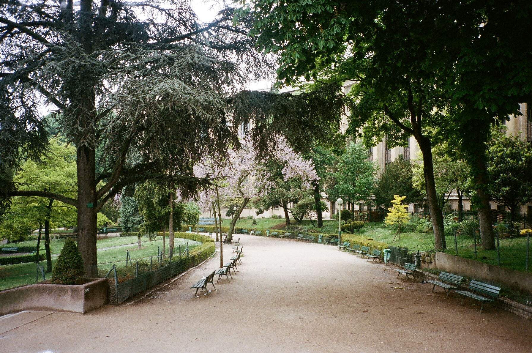 jardins in paris