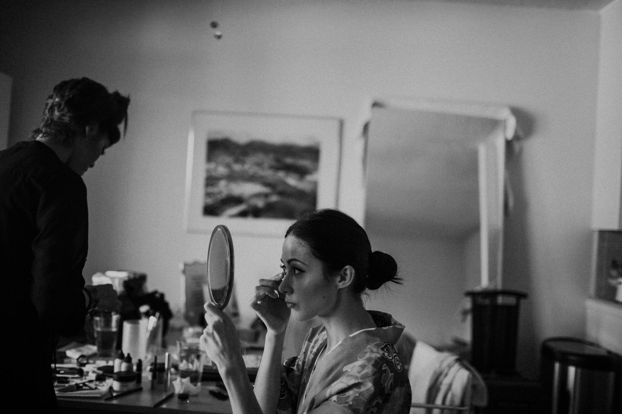 wedding makeup artist
