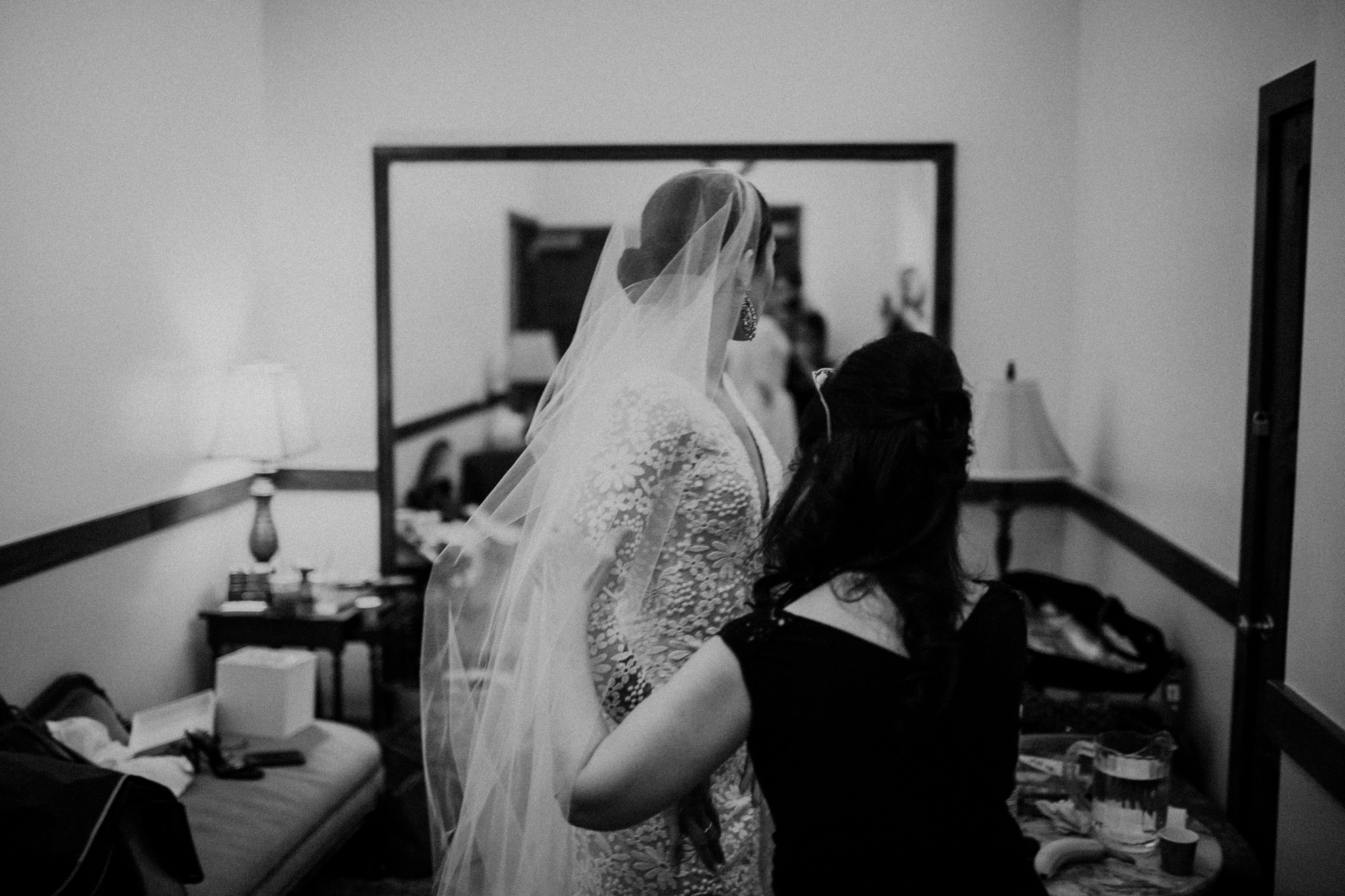 jen and justin's wedding in los angeles