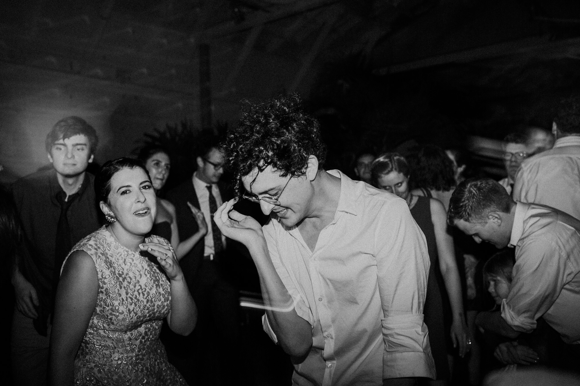 Dancing photo from a wedding in Los Angeles