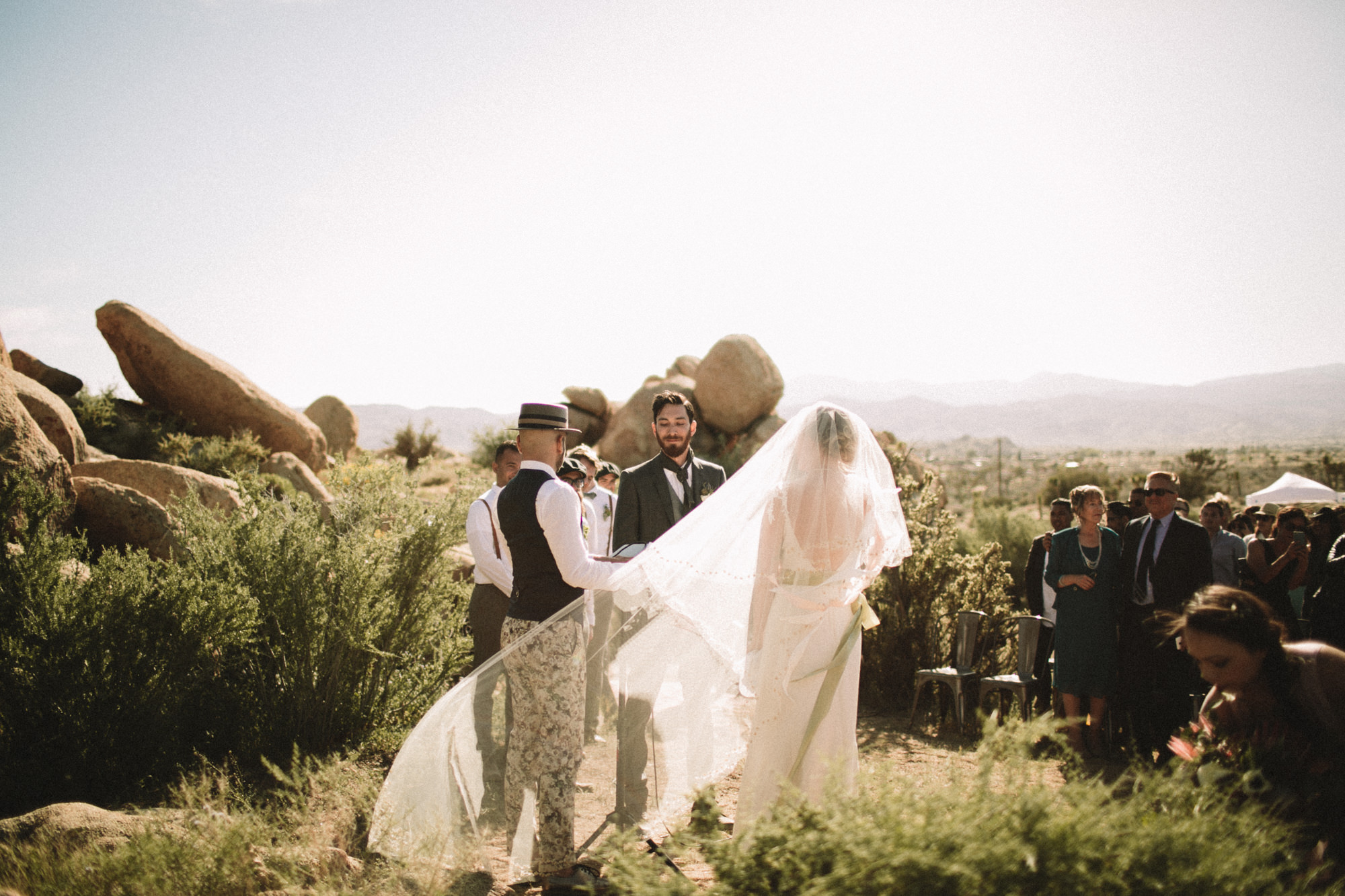 vows in the desert