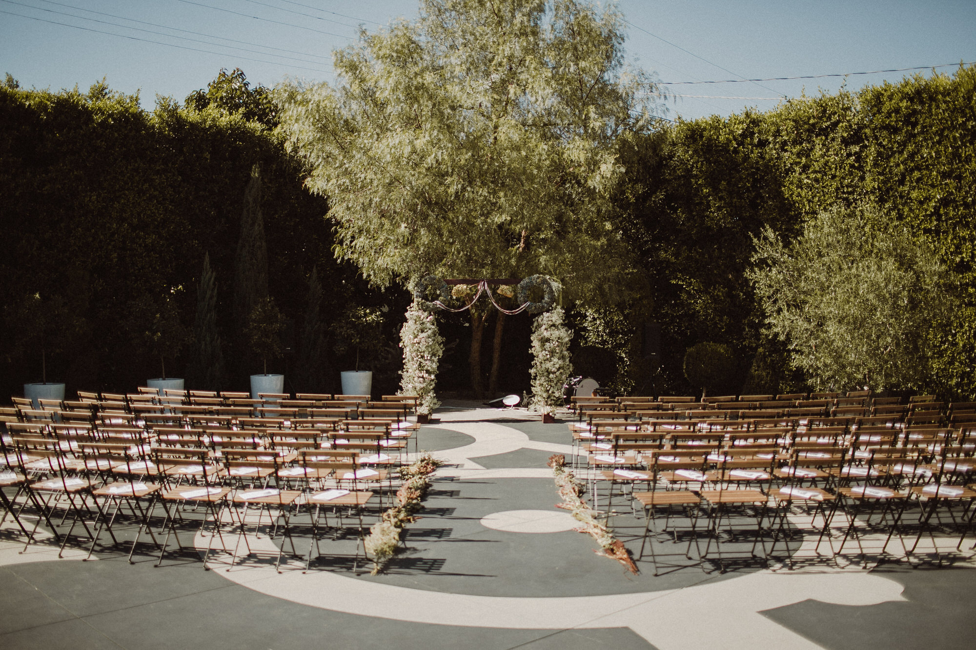 the fig house ceremony location