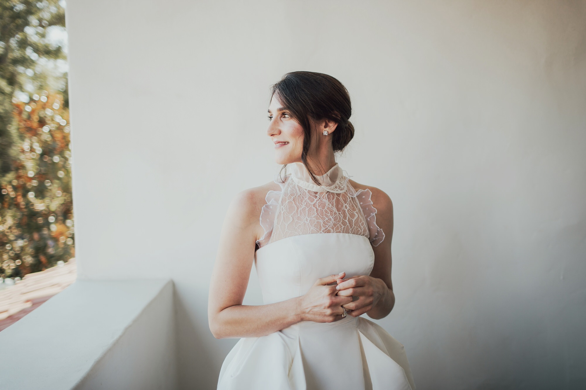 Bridal Portraits at Ojai Valley Inn