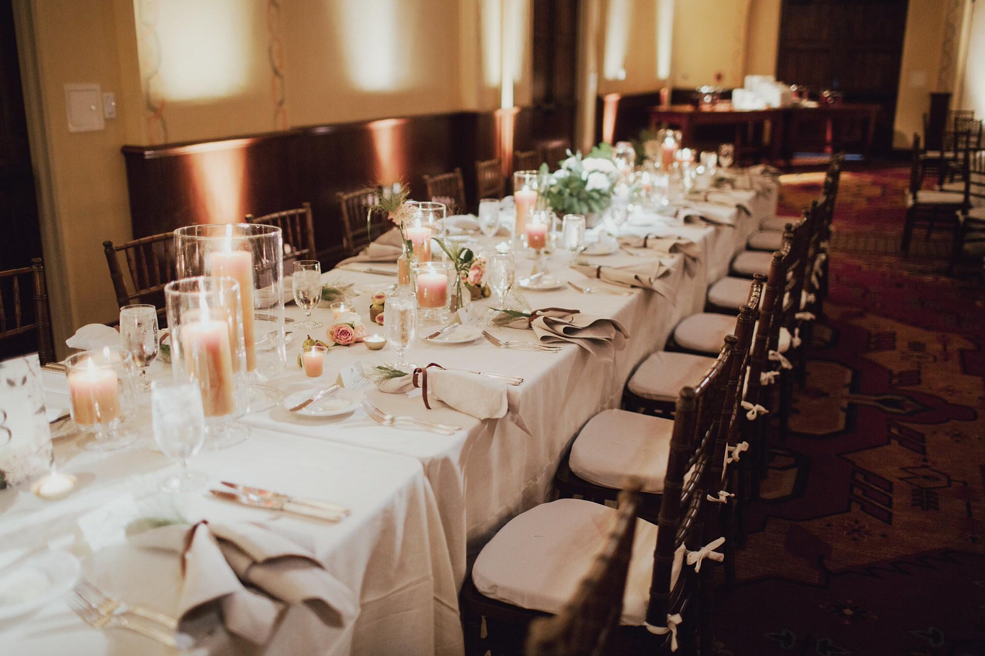 Ojai Valley Inn Wedding Reception