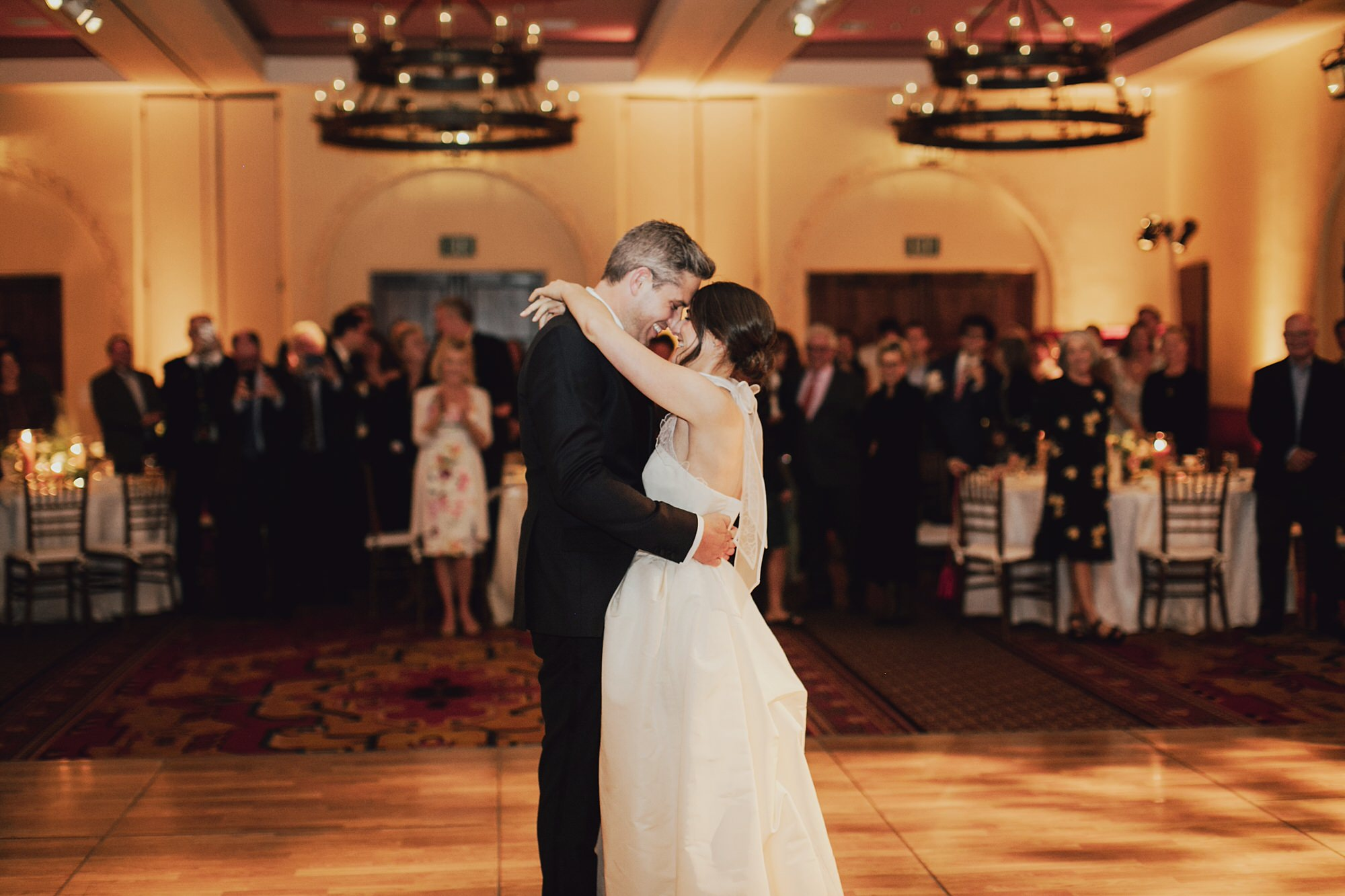 First Dance of Andy and Natalie