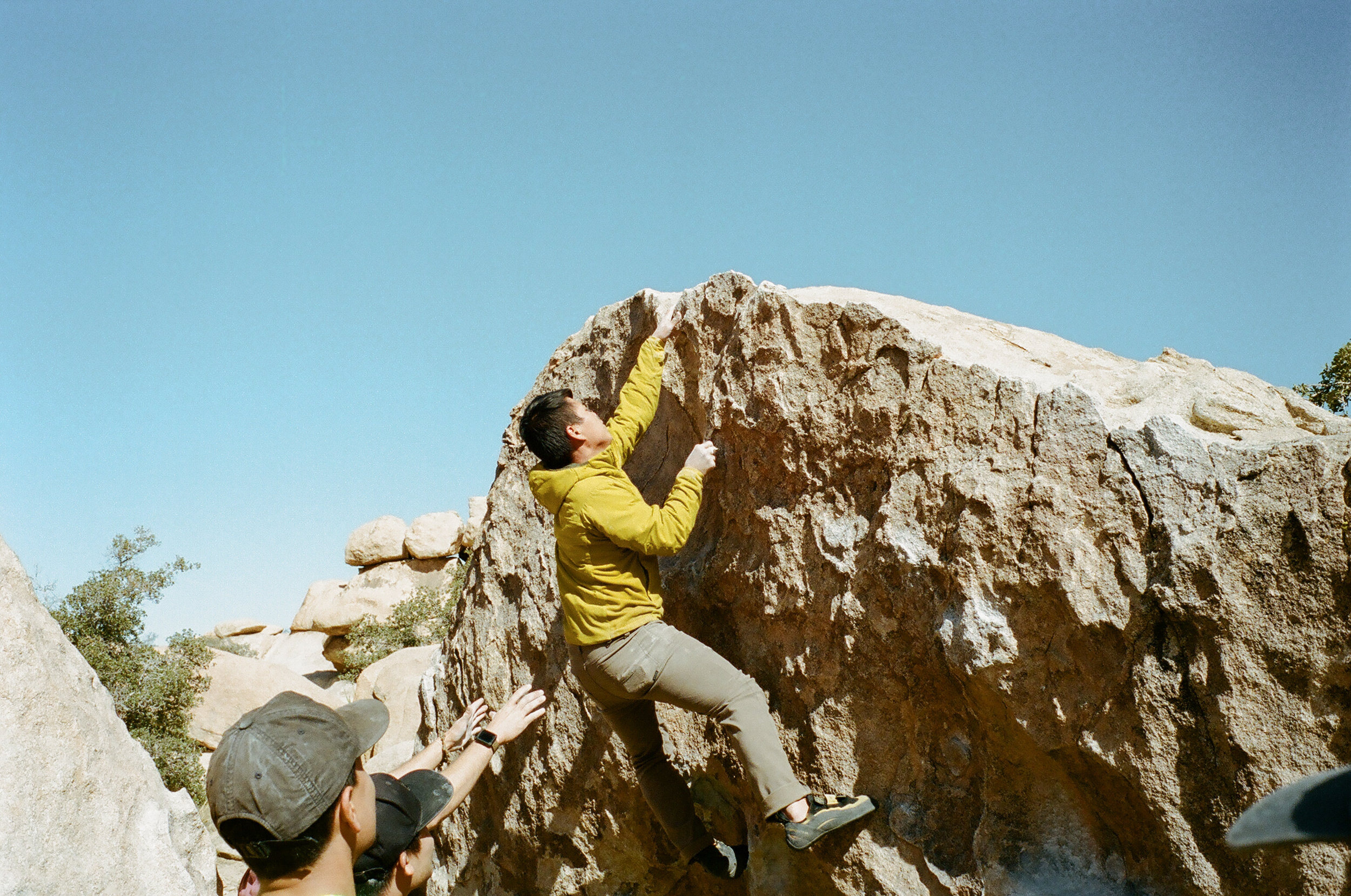 Classic V1 in Joshua Tree