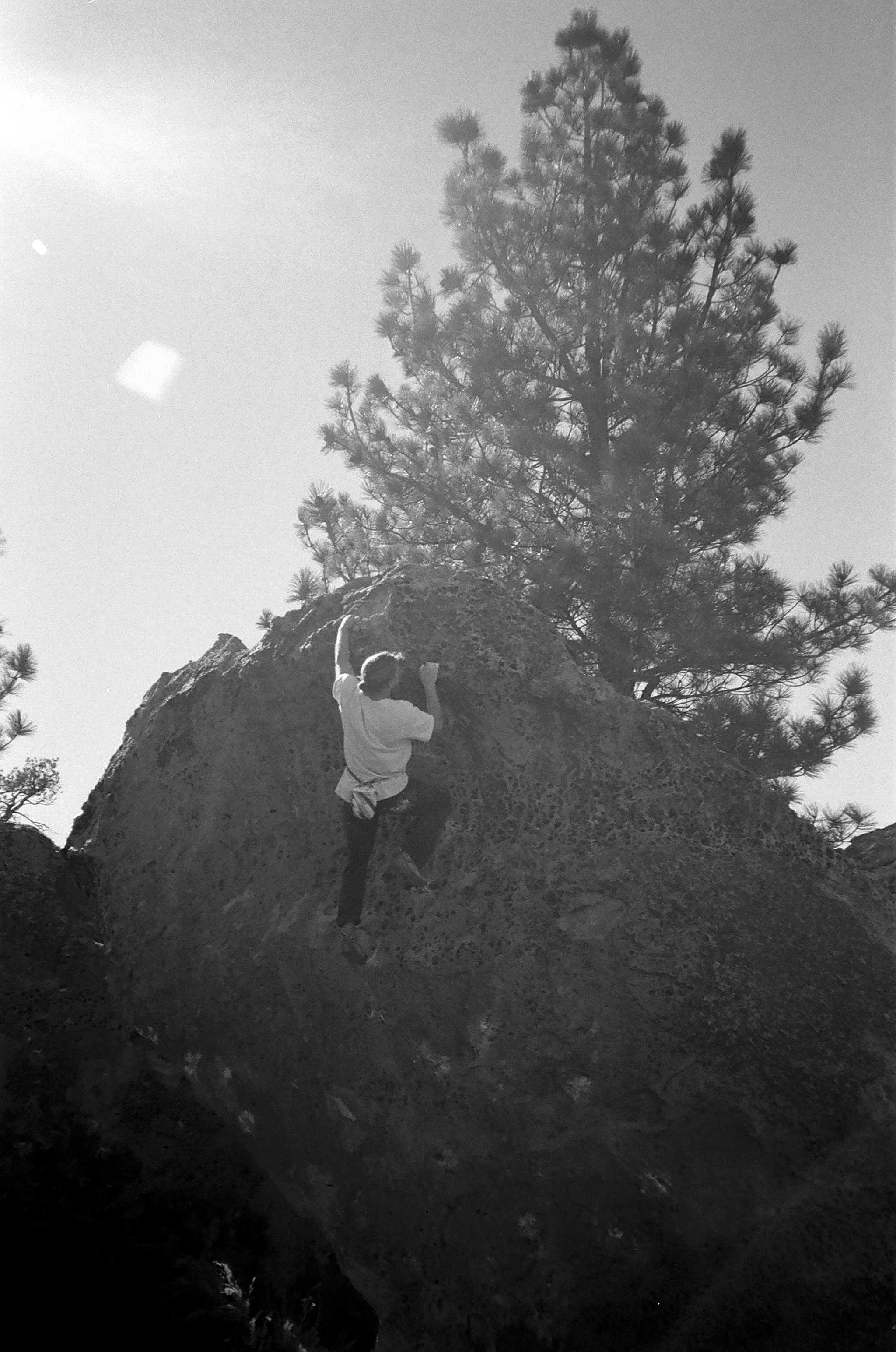 Highball classic in Bishop California