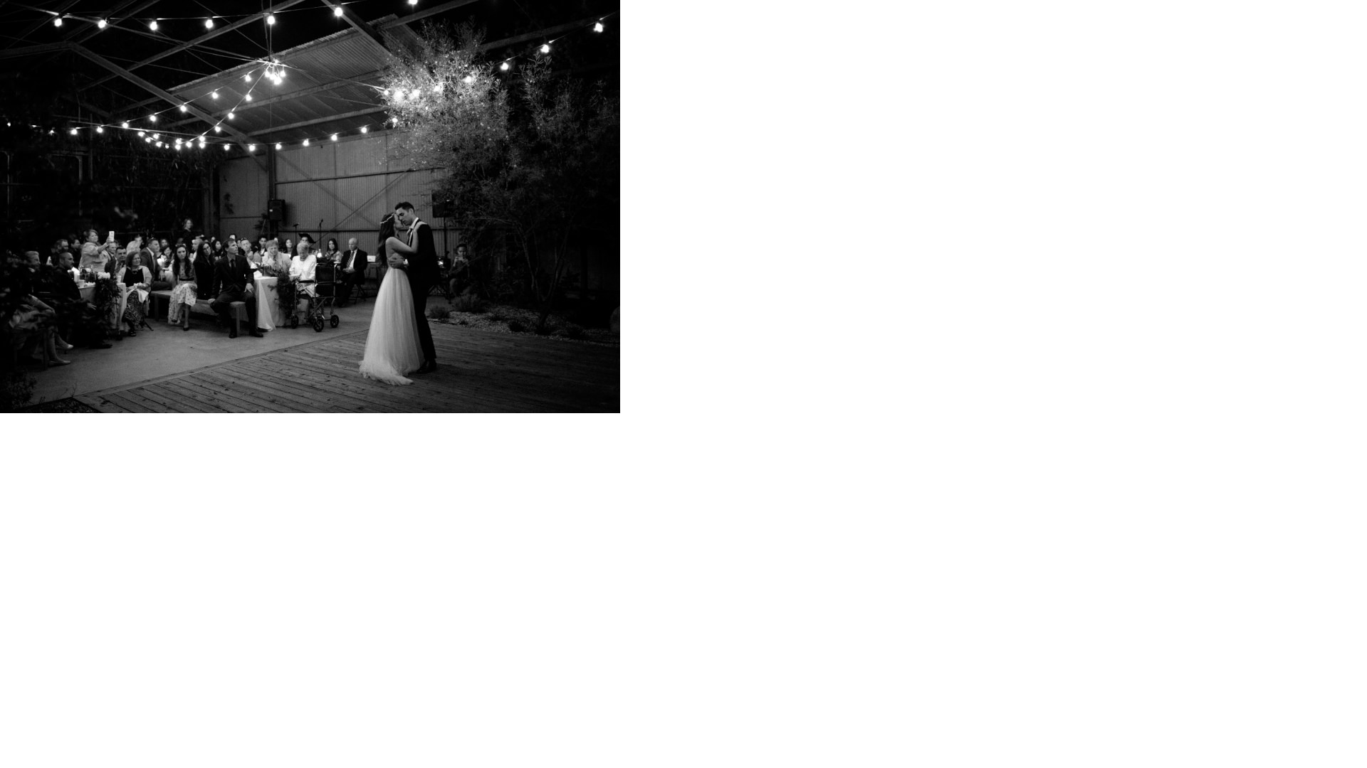 First dance at Elysian Wedding Venue in Los Angeles