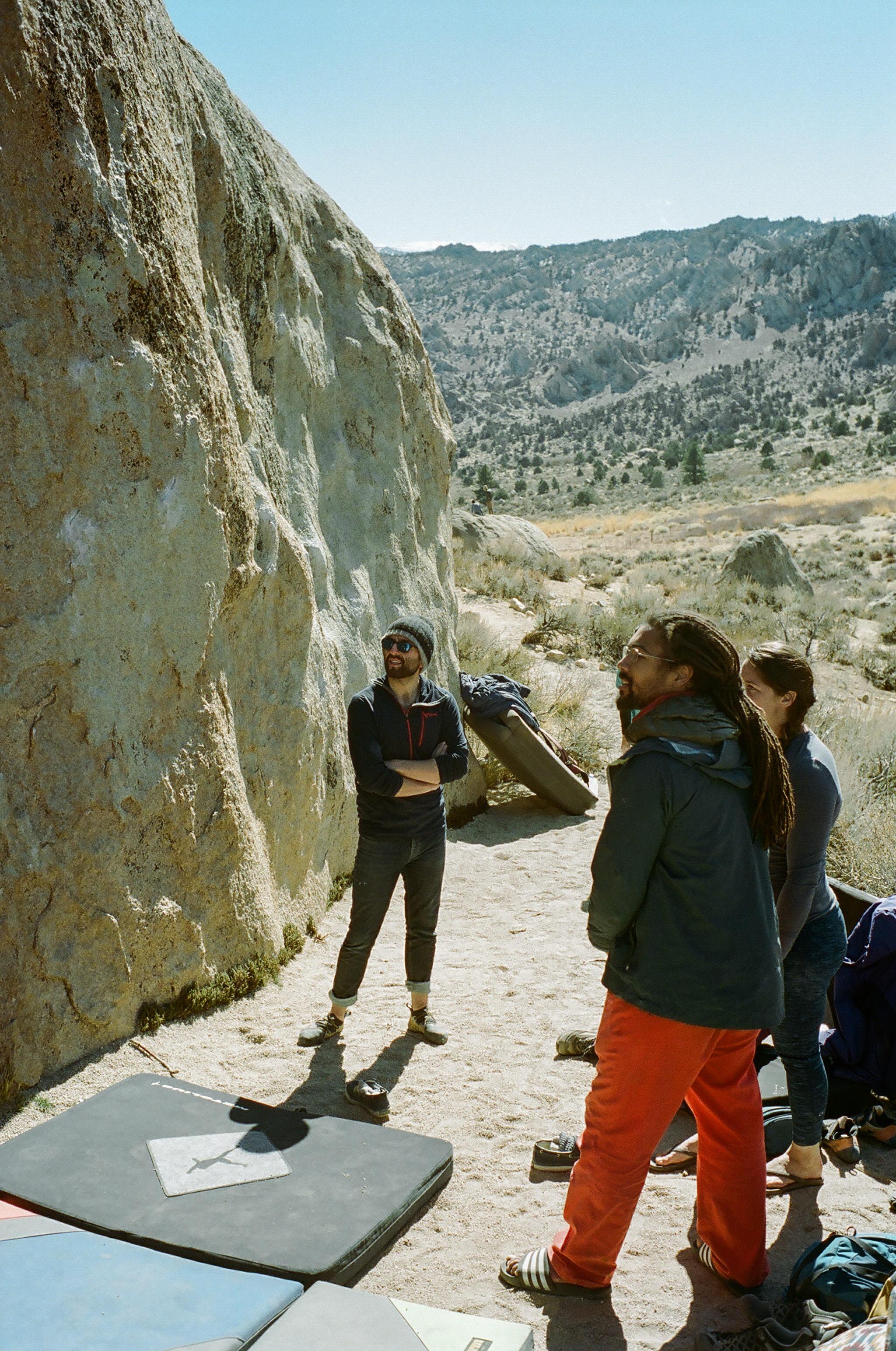 local rock climbing guides