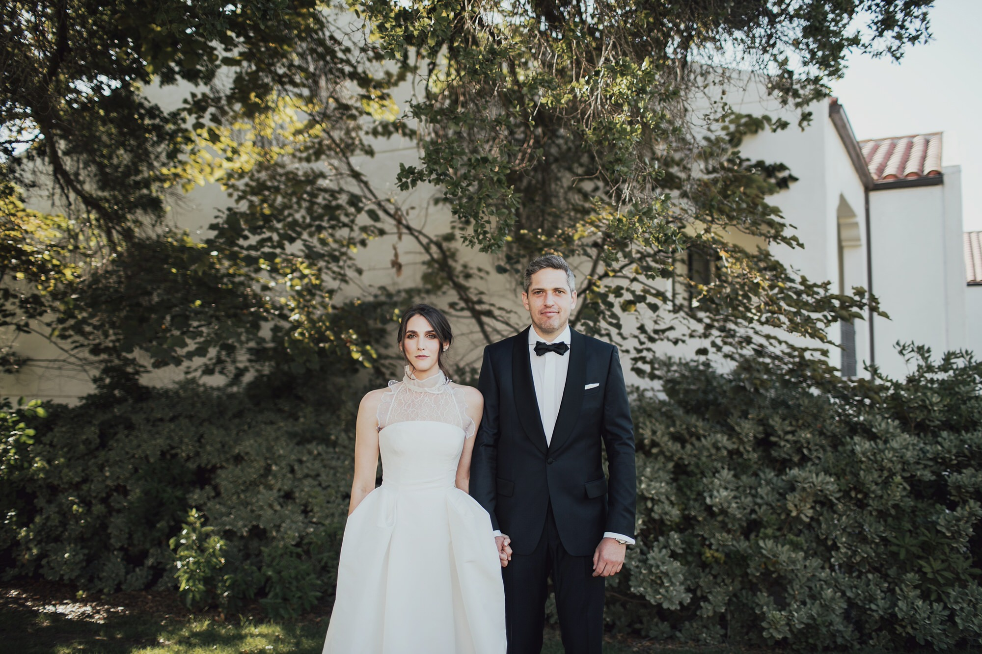 Ojai Wedding portraits at the Ojai Valley Inn