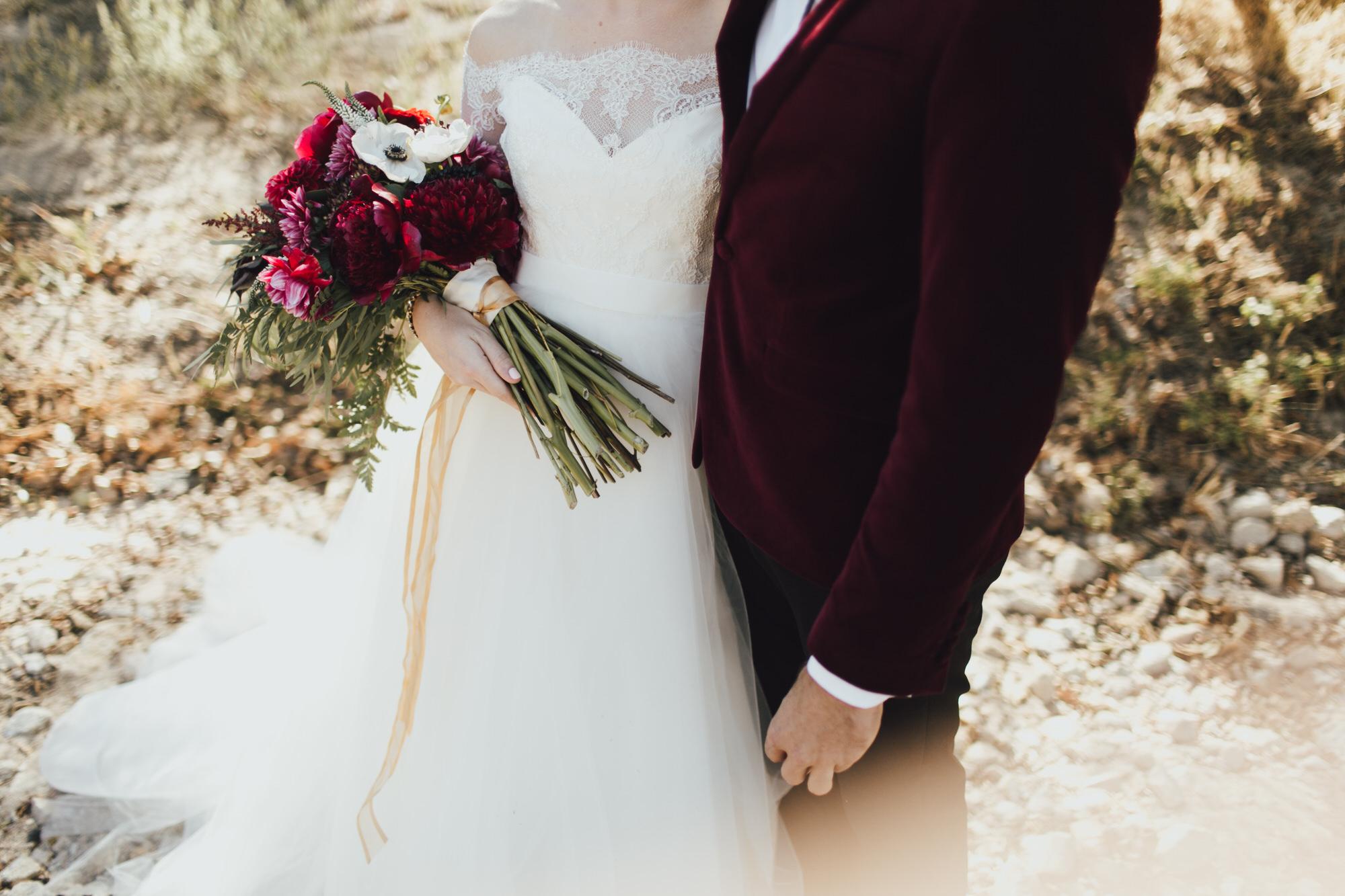 Wedding day details