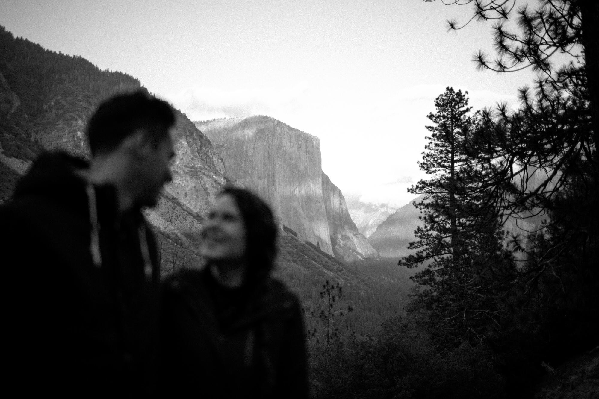 Los Angeles Wedding Photographer in Yosemite