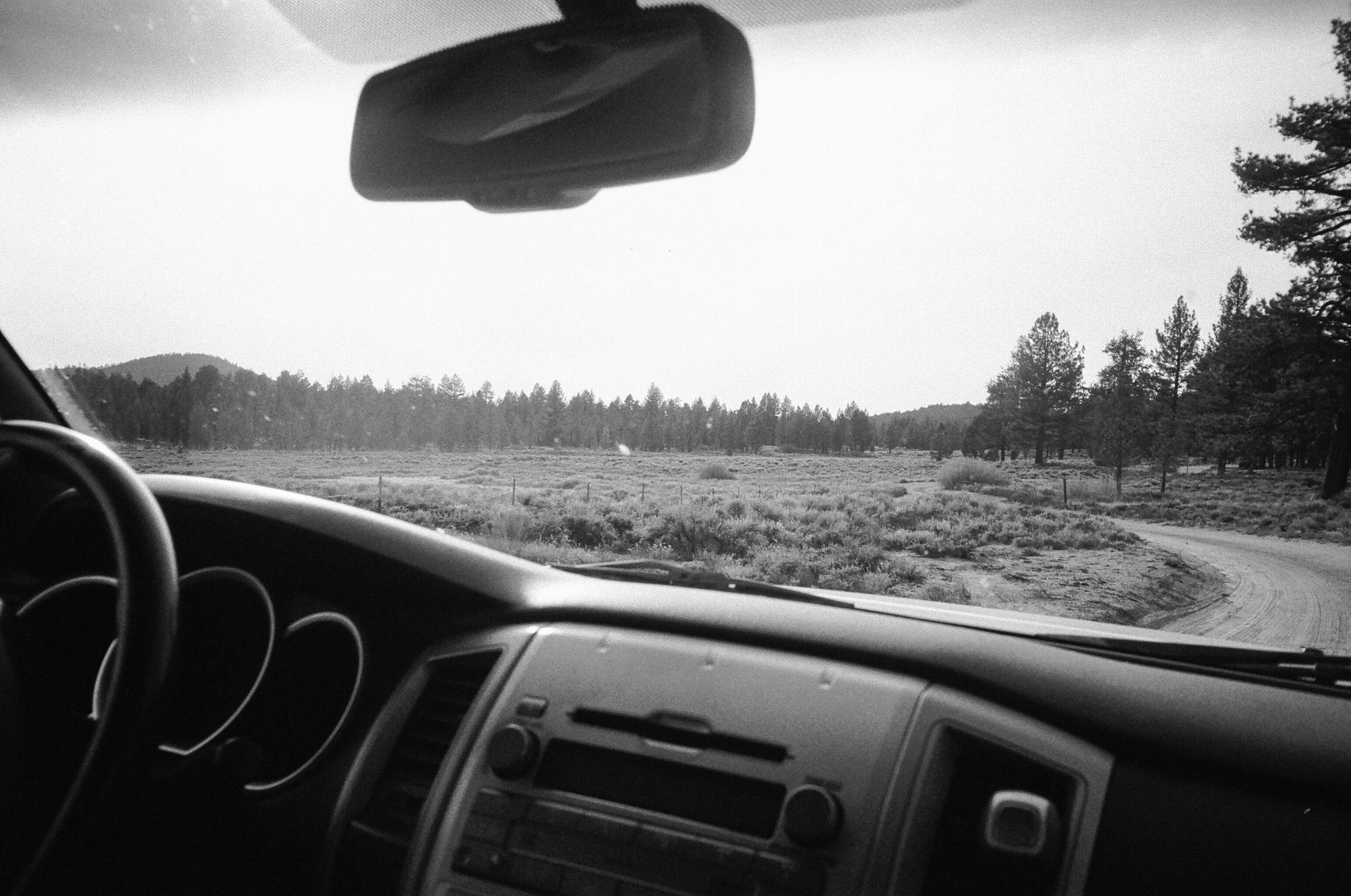 Views as we drive home
