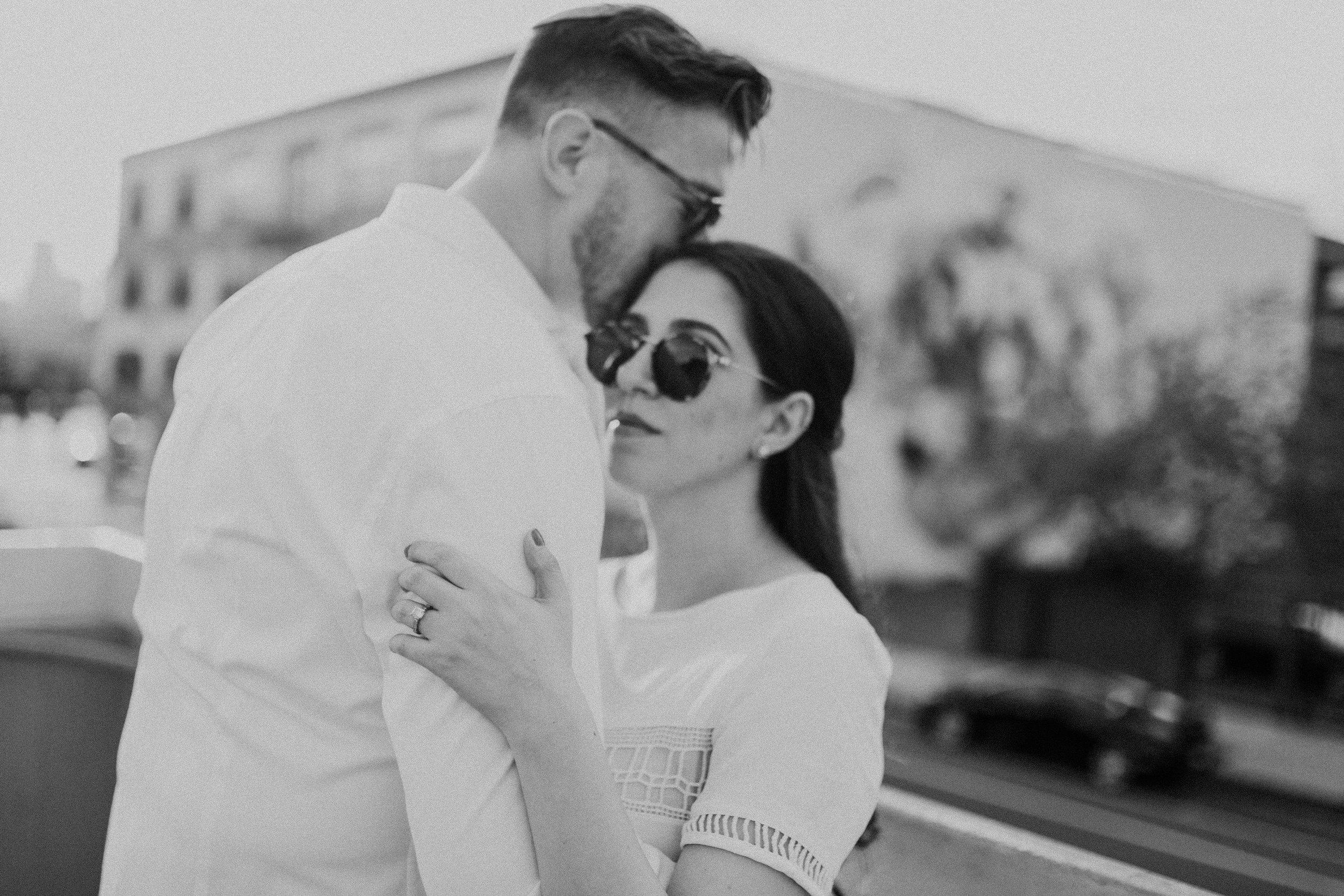 wedding photographer los angeles arts district