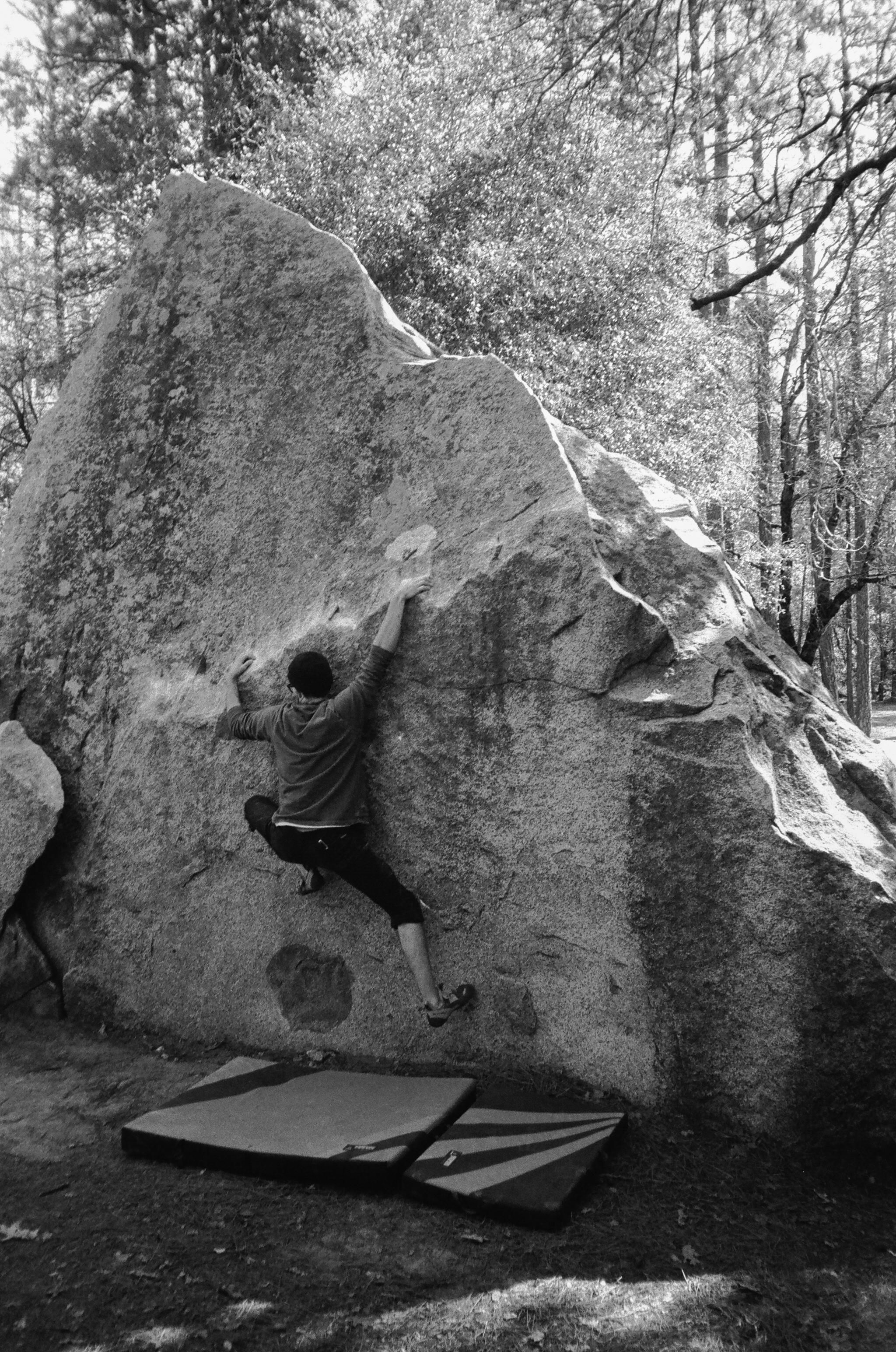 organic climbing pro athletes