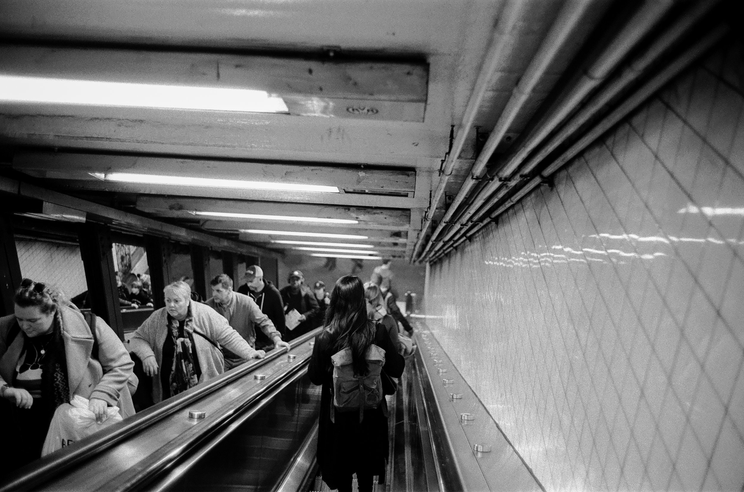 film photography from new York city
