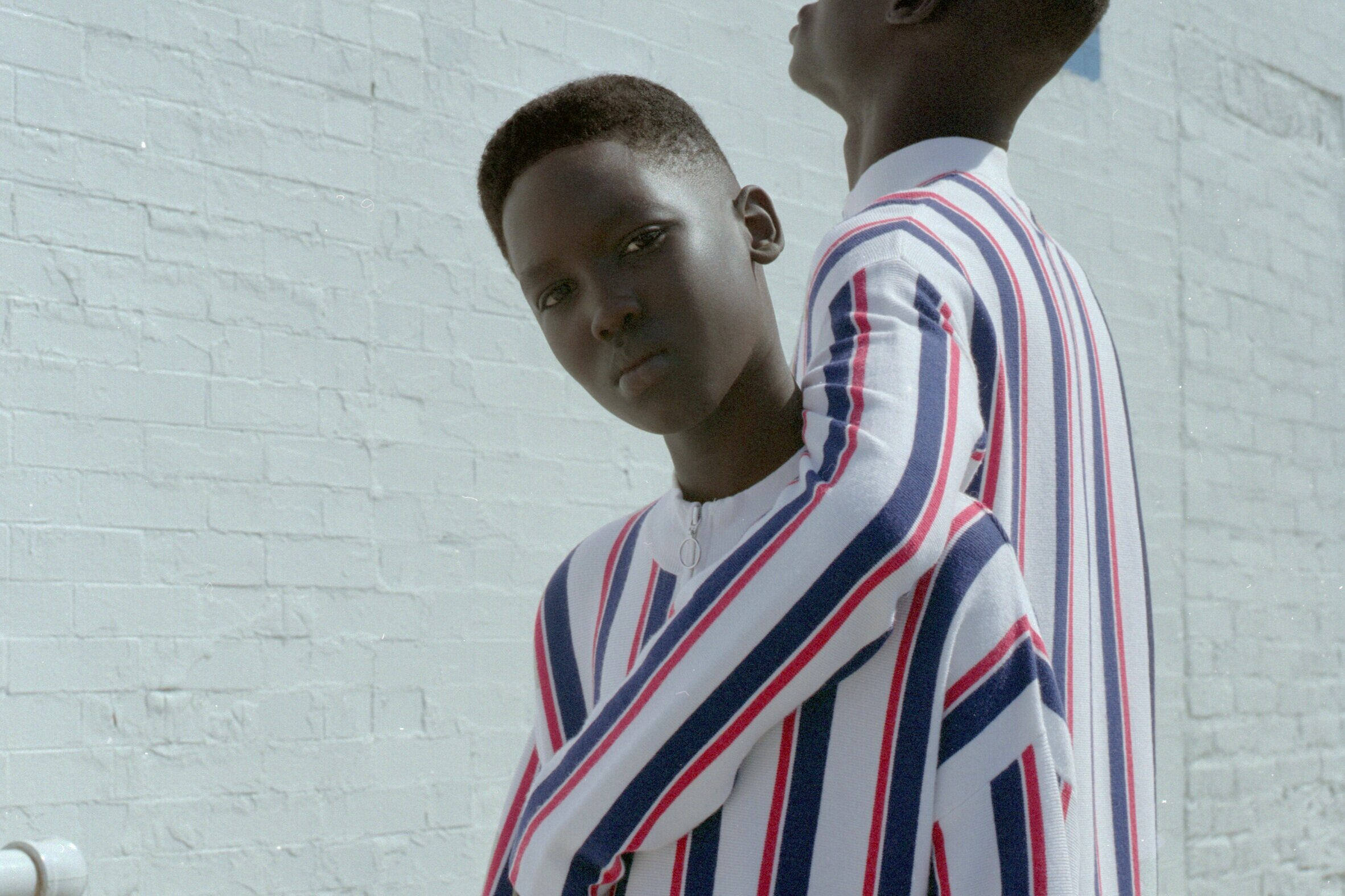 Okay Africa: Last Born - Chicago-based Photographer, Lawrence Agyei catches up with Okay Africa to explain how he teamed up with Sunday School for a classical passion project.Written by Antoinette Isama