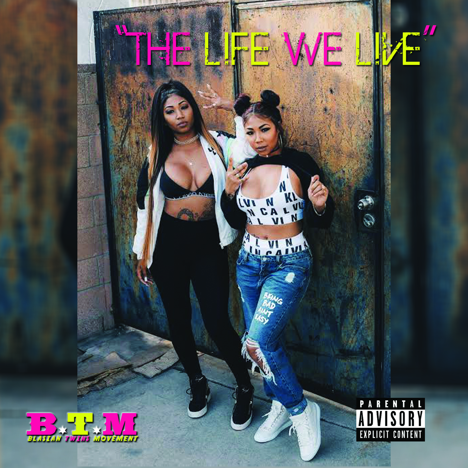 "Los Angeles's own Blasian Twins drop their debut street album ""The Life We Live""  which features production from J. Hawk and Trafik and a guest appearance by ""Popular"" artist Fresco. Follow the Blasian Twins Movement on  IG https://www.instagram.com/blasiantwinz/   Click Link Below to Stream or Download the Mixtape for Free."