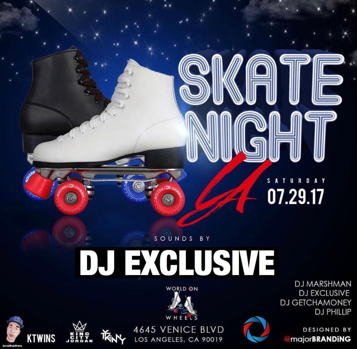 SkateNight
