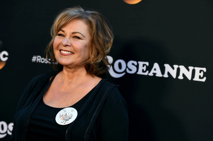 Roseanne Barr posted a comment about Valerie Jarrett, an African-American woman who was a senior adviser to President Barack Obama.CreditJordan Strauss/Invision, via Associated Press