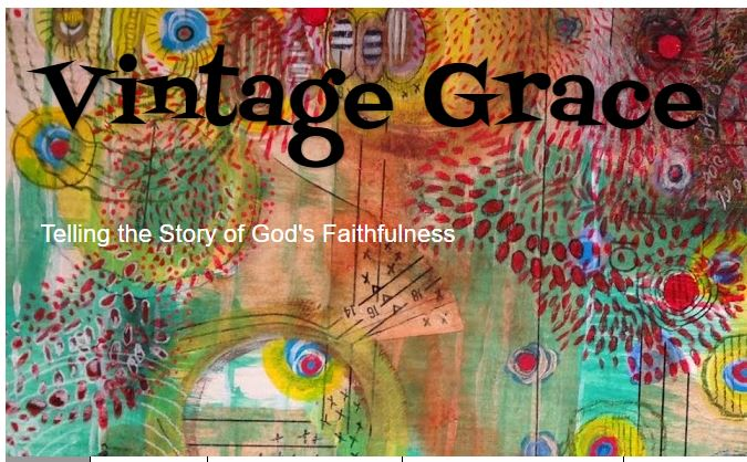 Vintage Grace  by Connie Denninger