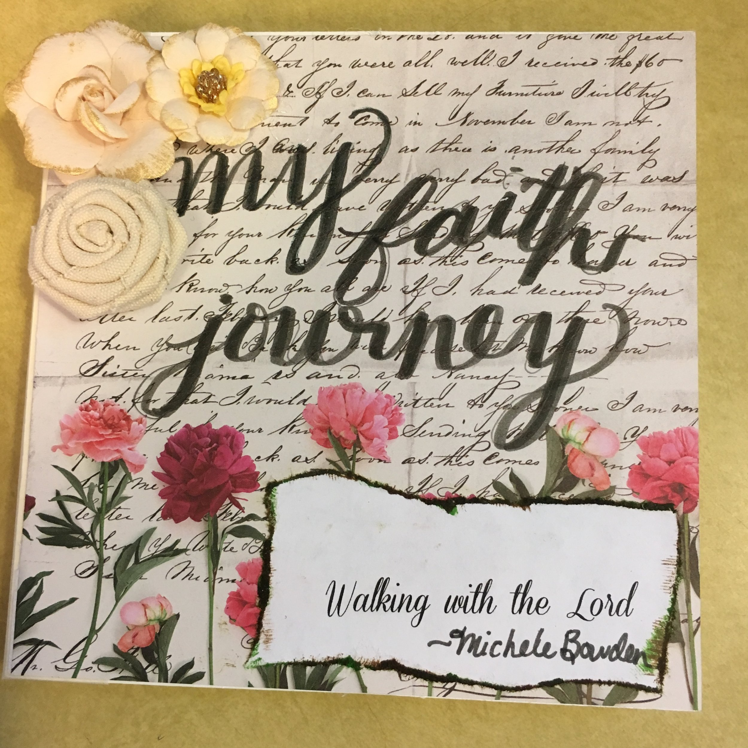 Visual Faith Ministry has always been about the telling the story of God's Faithfulness in our lives. We have helpers. There are 62 VFM Coaches- (in the process of adding #63 in Illinois)